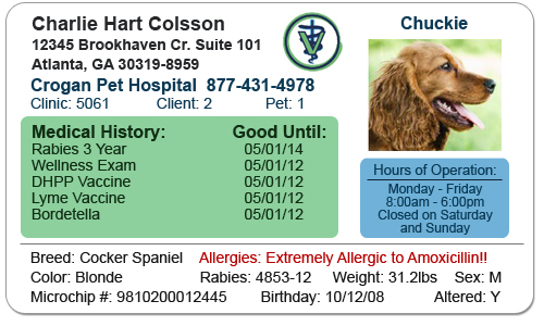 Pet Health Id Cards Committed To Growing Your Veterinarian